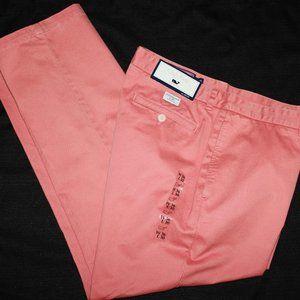 NEW Vineyard Vines 100% Cotton Club Pants 36 x 30